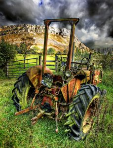 Tractor Retirement Jigsaw Puzzle