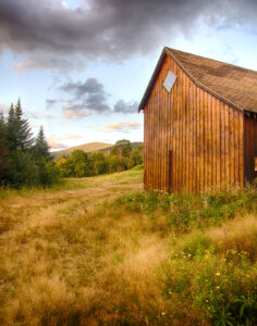Tractor Trail and Barn Jigsaw Puzzle