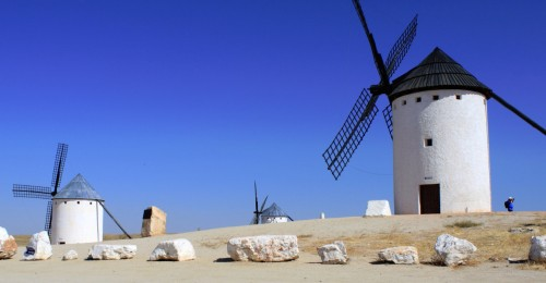 Traditional Windmills Jigsaw Puzzle