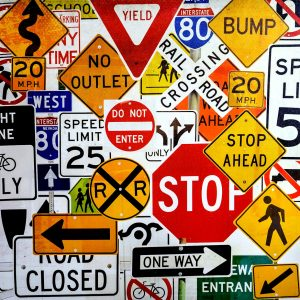 Traffic Signs Jigsaw Puzzle