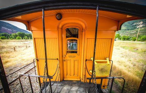 Train Car Door Jigsaw Puzzle