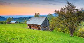 Transylvania Barn