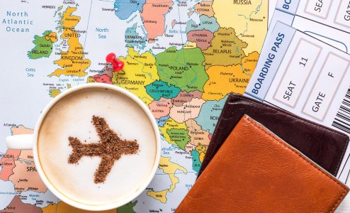 Travel Time Jigsaw Puzzle