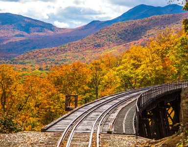 Trestle Bridge Jigsaw Puzzle