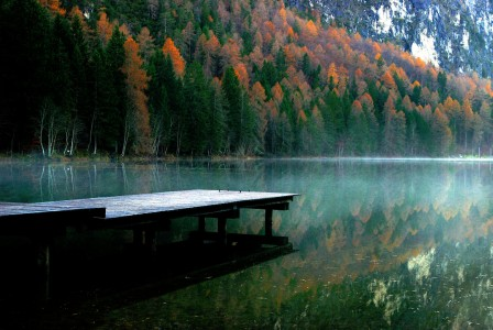 Tristacher See Jigsaw Puzzle