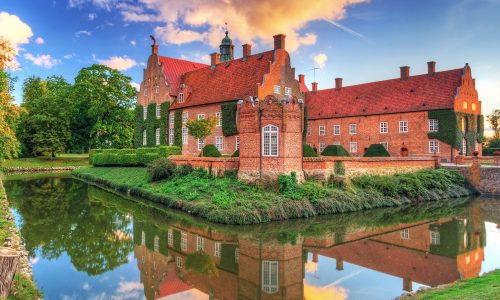 Trolle-Ljungby Castle Jigsaw Puzzle
