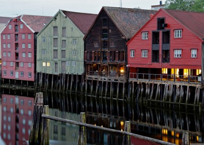 Trondheim Jigsaw Puzzle