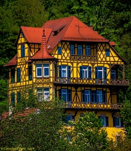 Tubingen Monastery Jigsaw Puzzle