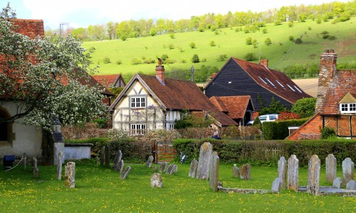 Turville Jigsaw Puzzle