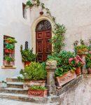Tuscany Entrance