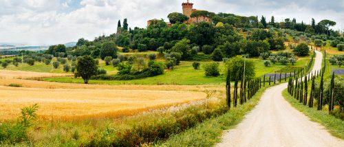 Tuscany Farm Jigsaw Puzzle