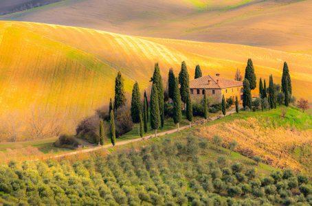 Tuscany Home Jigsaw Puzzle