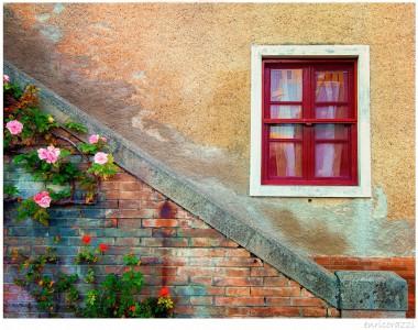 Tuscany Textures Jigsaw Puzzle