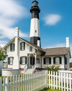 Tybee Island Lighthouse Jigsaw Puzzle