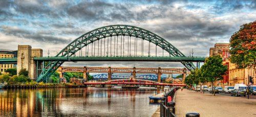 Tyne Bridge Jigsaw Puzzle