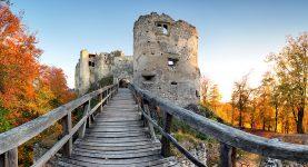 Uhrovec Castle