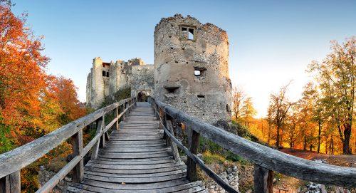 Uhrovec Castle Jigsaw Puzzle