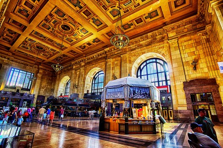 Union Station Jigsaw Puzzle