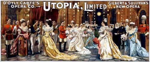 """Utopia"" Opera Jigsaw Puzzle"