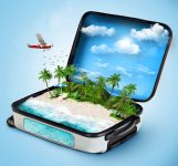 Vacation Dreams Jigsaw Puzzle