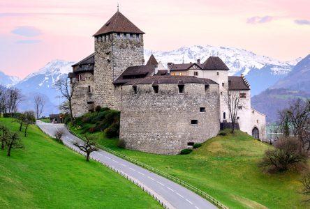 Vaduz Castle Jigsaw Puzzle