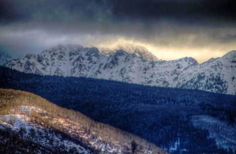 Vail Mountains Jigsaw Puzzle