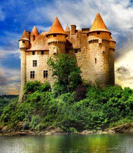 Val Castle Jigsaw Puzzle