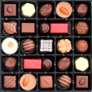 Valentine Chocolates Jigsaw Puzzle