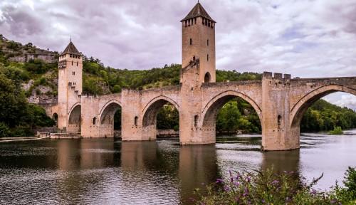 Valentré Bridge Jigsaw Puzzle