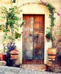 Valldemossa Door