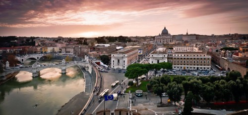 Vatican City Jigsaw Puzzle