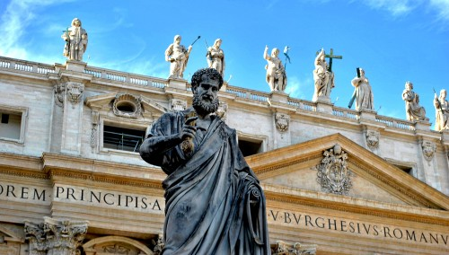 Vatican Statues Jigsaw Puzzle