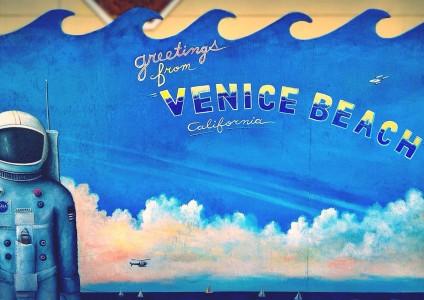 Venice Beach Jigsaw Puzzle