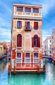 Venice Building Jigsaw Puzzle