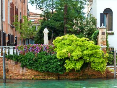 Venice Garden Jigsaw Puzzle