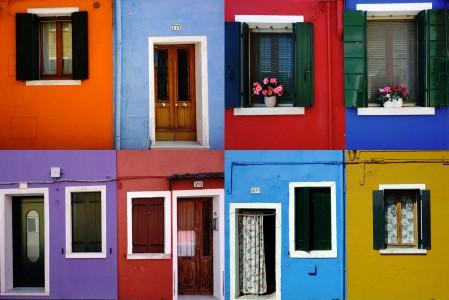 Venice Patchwork Jigsaw Puzzle