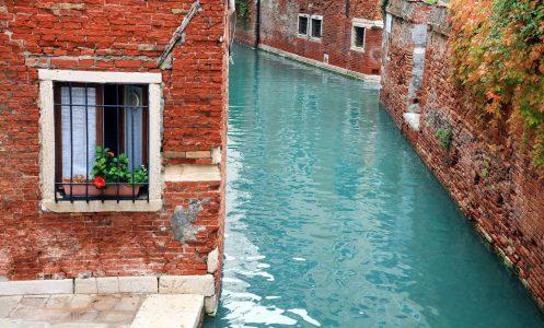 Venice Window Jigsaw Puzzle