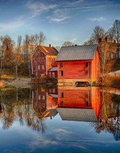 Vermont Grist Mill Jigsaw Puzzle