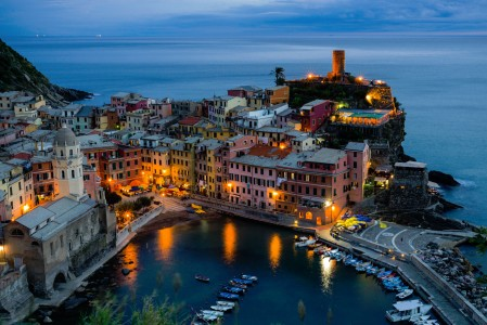 Vernazza Jigsaw Puzzle