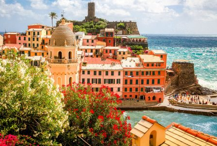 Vernazza Overlook Jigsaw Puzzle