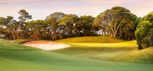 Victoria Golf Course Jigsaw Puzzle