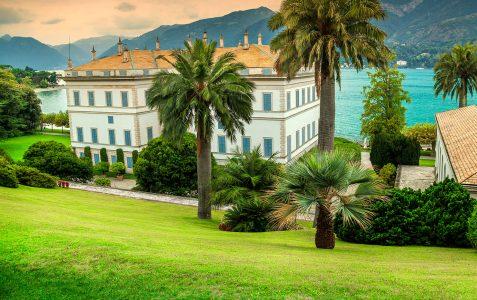 Villa Melzi Jigsaw Puzzle