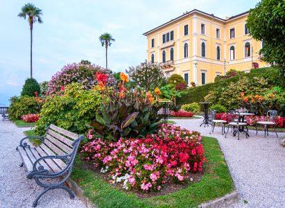 Villa Serbelloni Jigsaw Puzzle