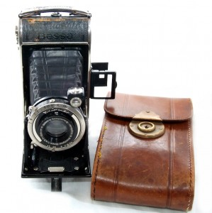 Vintage Camera Jigsaw Puzzle