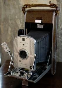Vintage Polaroid Jigsaw Puzzle