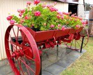 Vintage Seeder