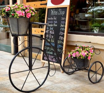 Vintage Tricycle Jigsaw Puzzle