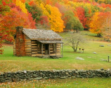 Virginia Cabin Jigsaw Puzzle