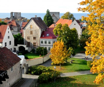Visby Jigsaw Puzzle