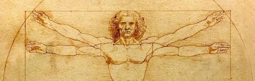 Vitruvian Man Jigsaw Puzzle